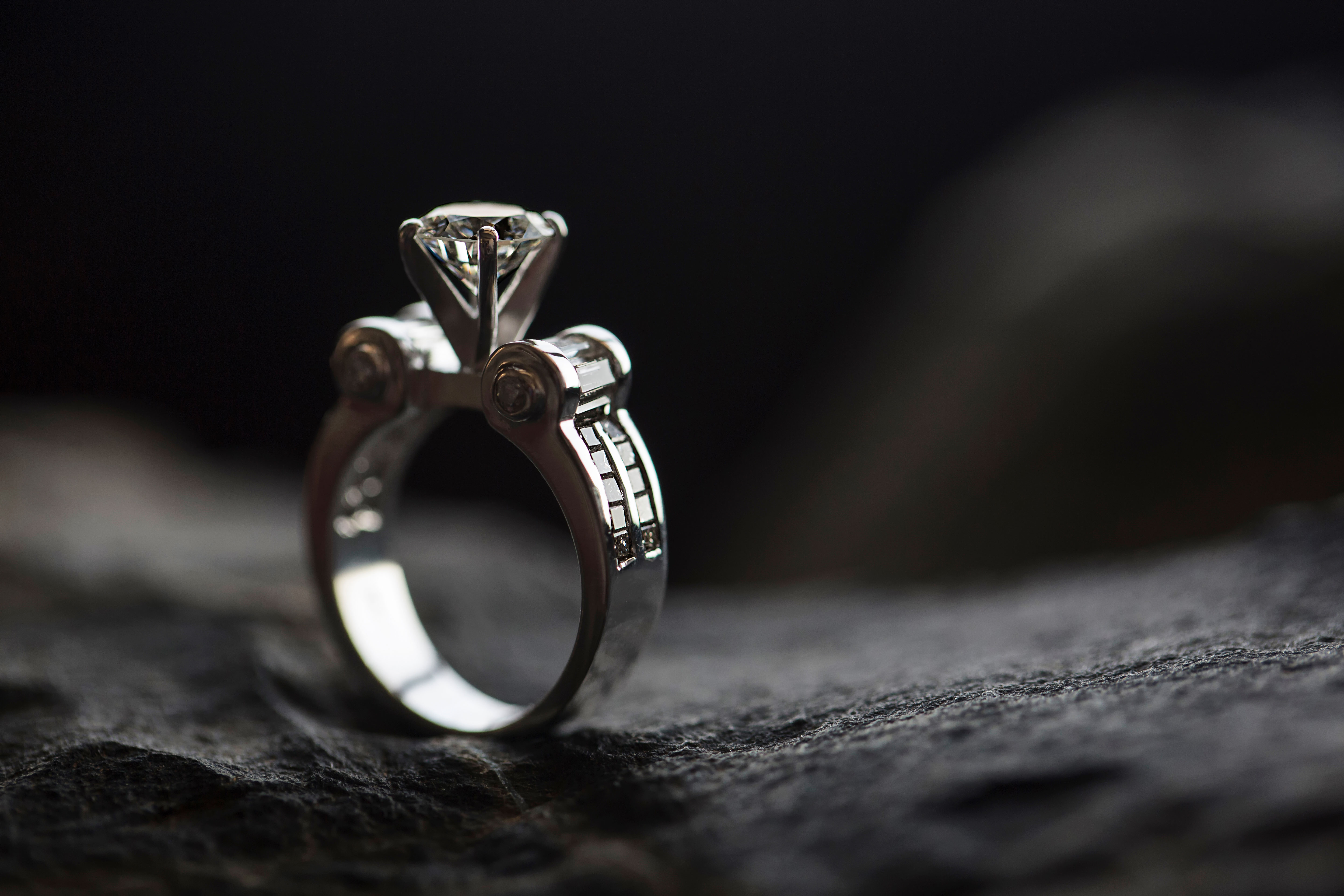 Why Do We Give Diamond Engagement Rings
